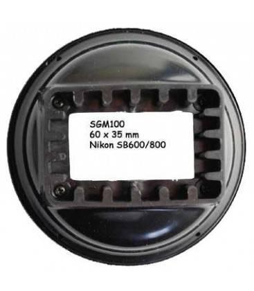 INTERFIT STROBIES MOUNT SGM100 FÜR NIKON SB600 / SB800
