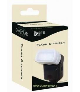 DIGITAL DIFFUSER FOR FLASH CANON 580EX II
