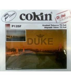 COKIN FILTER DEGRADIERTER TABAK SERIE P125F  T2