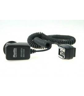 PHOTTIX OC-E2 CABLE EXTENSION TTL PARA CANON