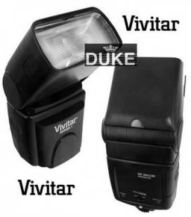 VIVITAR FLASH SPEEDLITE DF-283 PARA OLYMPUS