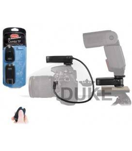 HAHNEL REMOTE CONTROL AND FLASH COMBI TF TRIGGER FOR NIKON