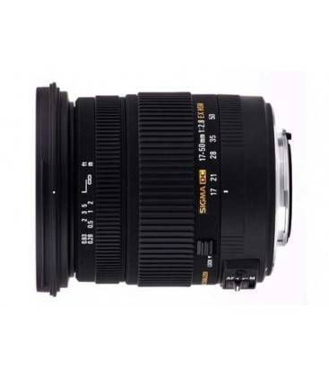 SIGMA 17-50mm F2.8 EX DC OS HSM FOR NIKON