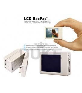 GOPRO LCD BAC PAC - REAR SCREEN (ALCDB-001)