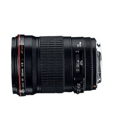CANON EF 135mm F/2L USM + FREE 1 an VIP MAINTENANCE SERPLUS CANON