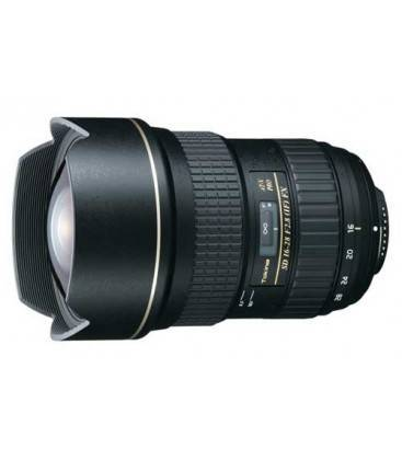 TOKINA 16-28mm f/2,8 SD FX AT-X PARA CANON