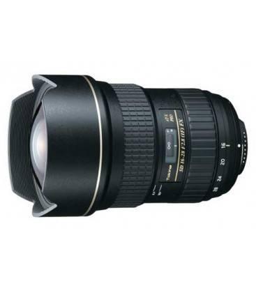 TOKINA 16-28mm f/2,8 SD FX AT-X pour NIKON