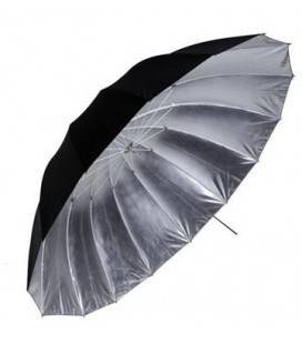 PHOTTIX FOR-PRO UMBRELLA REFLECTOR EXT. BLACK - INT. SILVER 152 CM.