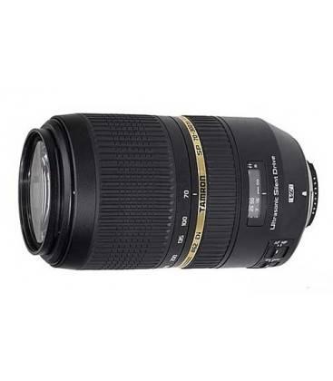 TAMRON 70-300mm f/4-5.6 DI VC USD FOR NIKON + FILTER 62 UV TAMRON