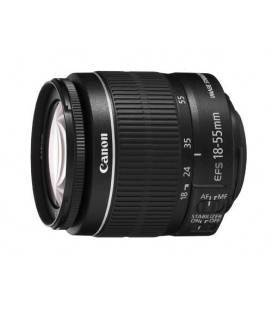 CANON EF-S 18-55mm f/3.5-5.6 IS II (OBJECTIVE OF A KIT - WITHOUT BOX)