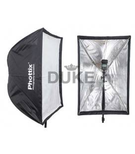 PHOTTIX SOFTBOX UMBRELLA 70X70