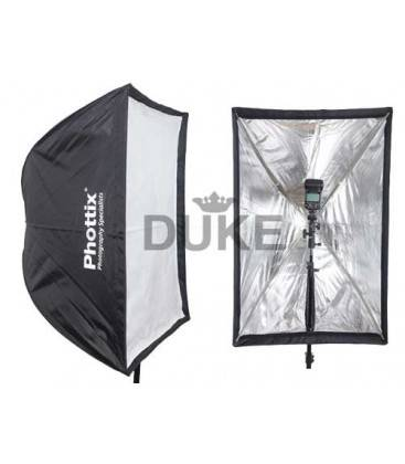 PHOTTIX SOFTBOX OMBRELLO OMBRELLO 70X70