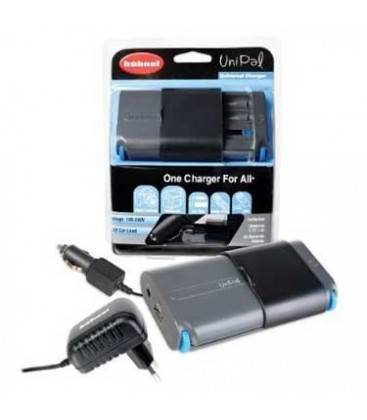 HAHNEL UNIVERSAL UNIPAL CHARGER