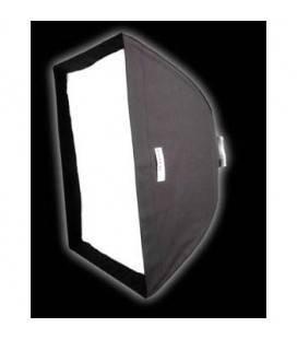 Rechteckige Fensterzwischenräume für die SOFTBOX 60x85