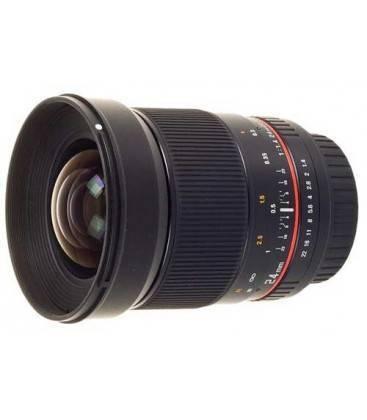 SAMYANG 24mm f1.4 ED f1.4 ED COME UMC PER CANON