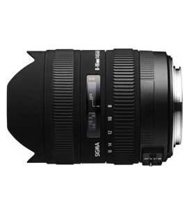 SIGMA 8-16mm F/4.5-5.6 DC HSM PER CANON