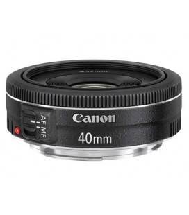 CANON EF 40mm f/2.8 STM + FREE 1 YEAR VIP MAINTENANCE SERPLUS CANON