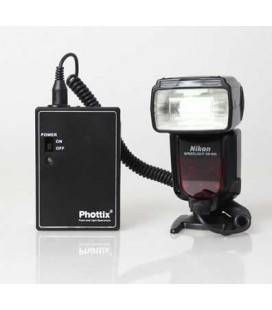 PHOTTIX POWER CABLE PPL-200 POWER PACK FOR NIKON