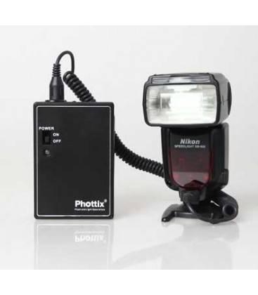 PHOTTIX POWER CABLE PPL-200 POWER PACK FOR NIKON