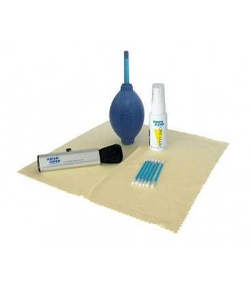 GREEN CLEAN MULTIFUNCTIONAL CLEANING KIT CS-1500