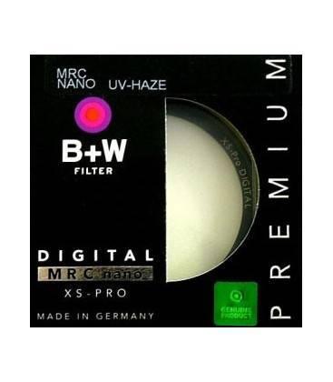 B+W UV MRC MRC NANO XS-PRO FILTRO 58MM (1066120)