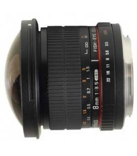 SAMYANG 8 mm f/3.5 FISH EYE FOR CANON CSII