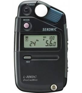 FOTOMETRO DIGITALE SEKONIC FOTOMETRO DIGICINEMATE L-308 DC