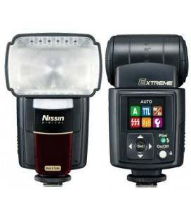 NISSIN FLASH MG 8000 EXTREME PARA NIKON + POWER PACK
