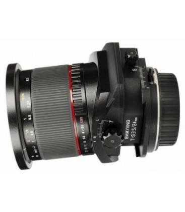 SAMYANG 24mm F3.5 TILT SHIFT ED ED AS UMC FOR NIKON