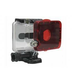 GOPRO RED FILTER - FOR HERO2 DIVE CASING ( ADVFR-301)