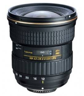 TOKINA 12-28MM F/4.0 AT-X PRO DX FOR CANON