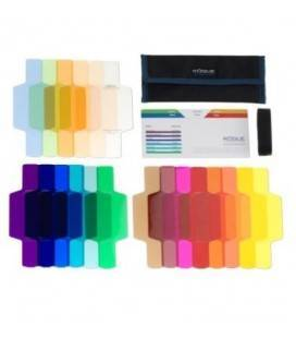 KIT DE FILTRE DE GELS FLASH VOYOUS