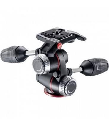 MANFROTTO ROTULA 3 WAY X PRO WITH FAST SHOE 200PL