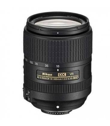 NIKON 18-300 f/3.5-6.3G ED VR AF-S DX NIKKOR