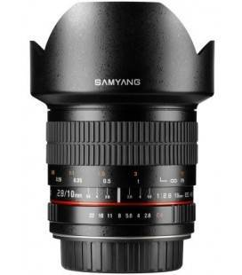 SAMYANG 10mm f/2.8 AE ED ED AS NCS SUPER BIG ANGOLARE PER NIKON