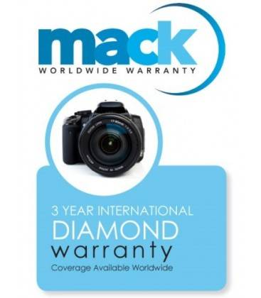 3-YEAR WARRANTY /ACCIDENT INSURANCE FOR PURCHASES UP TO 760 EUROS - MACK DIAMOND 1808