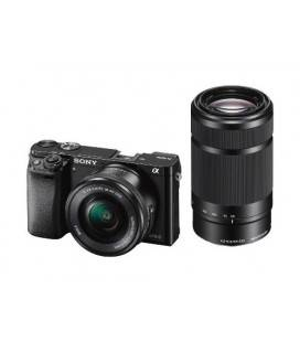 SONY A6000 KIT MIT 16-50mm + 55-210mm