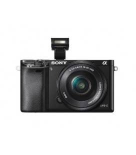 SONY ALPHA A6000 WITH 16-50mm (BLACK)