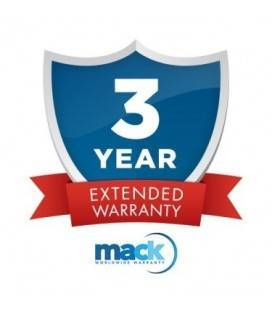 MACK 1015 - 3-YEAR INTERNATIONAL UNLIMITED WARRANTY FOR DIGITAL CAMERAS UP TO 2600 EUROS