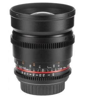 SAMYANG SUPER BIG ANGULAR VDSLR 16mm T2.2 FOR NIKON