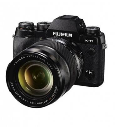 FUJIFILM EVIL X-T1 CAMERA X-T1 + XF18-135mm 3.5-5.6 R OIS WR NERO WR