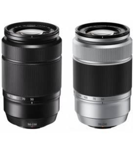 FUJIFILM ZIEL FUJINON XC50-230mm F4.5-6.7 OIS (Schwarz und Silber)