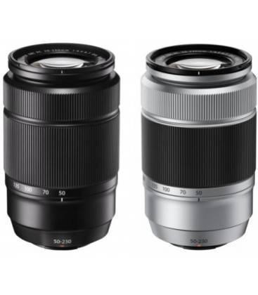 FUJIFILM OBJECTIF FUJINON XC50-230mm F4.5-6.7 OIS (noir et argent)