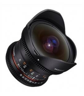 SAMYANG 12MM T/3.1 ED AS NCS VDSLR FOR CANON