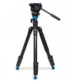 BENRO TRIPOD TRAVEL KIT VIDEO ALUMINIUM AERO 4 A2883FS4
