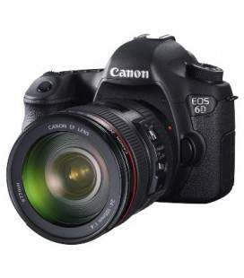 CANON EOS 6D + EF 24-105 3.5-5.6 IST STM + 60 EURO ERSTATTUNG CANON