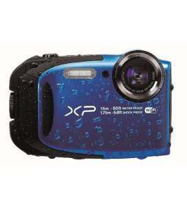 FUJIFILM FINEPIX XP80 SPORTS CAMERA BLUE