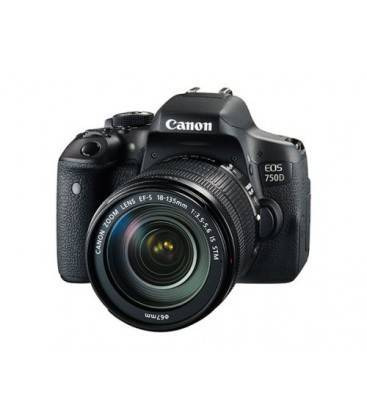 CANON EOS 750D + EF-S 18-135 IST STM