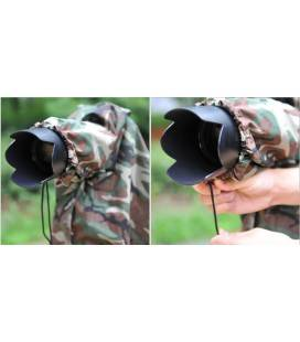 MATIN WATERPROOF CAMOUFLAGE PROTECTOR FOR D-SLR (M) (REF. 7091)