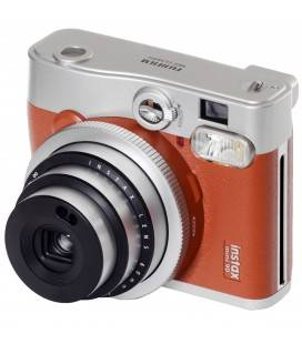 FUJIFILM INSTAX MINI 90 NEO (BROWN AND SILVER)